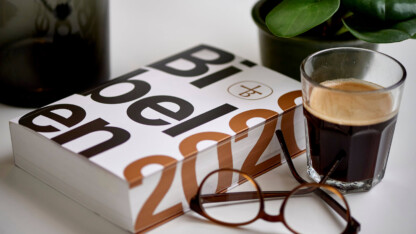 Tillykke til Bibelen 2020 - 1 år