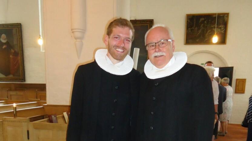 Christian Dalsgaard Thomsen ny præst i Skarrild-Karstoft-Ilderhede