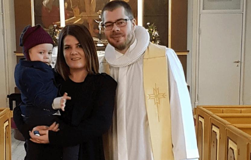 DBI'er præst på Færøerne