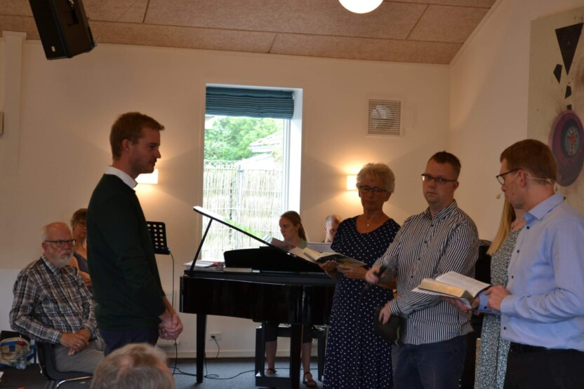 DBI'er ansat som præst i Aroskirken i Aarhus