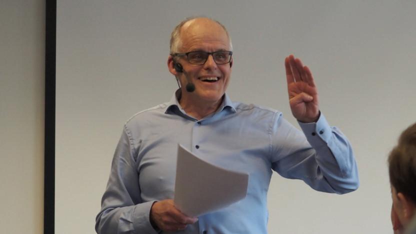 Mands-Minde foredrag v Jens Ole Christensen 16 april 2018